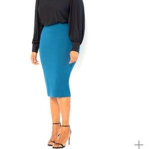 Eloquii Knit Skirt
